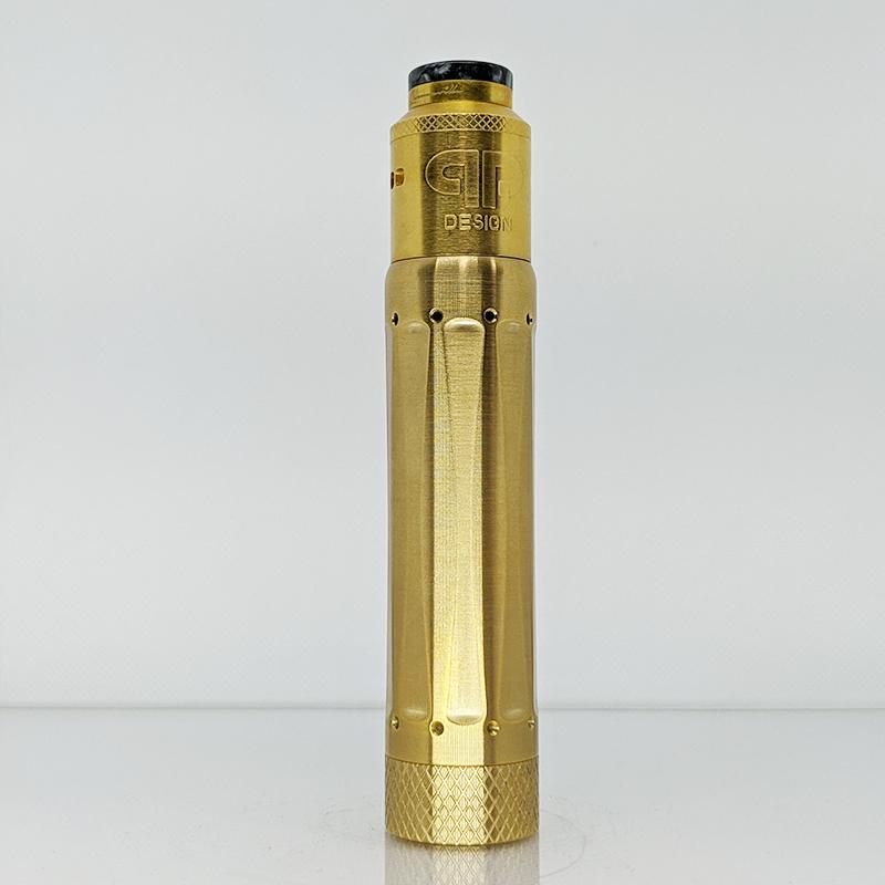 QP - LE Brass Mech Mod Combo